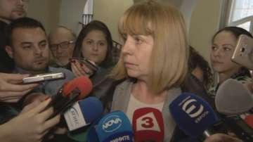 Фандъкова посочва утре временния заместник на Крусев