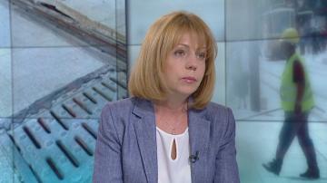 Фандъкова обявява през септември дали ще се кандидатира отново за кмет на София