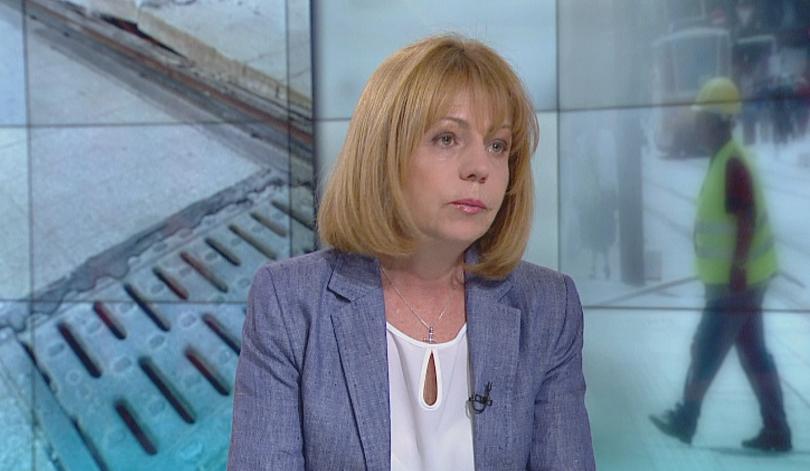 Фандъкова: Няма да има компромис за Граф Игнатиев