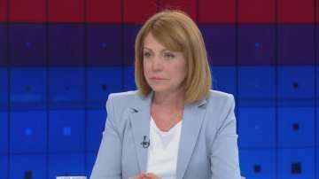 Йорданка Фандъкова е била днес на среща в централата на Демократична България