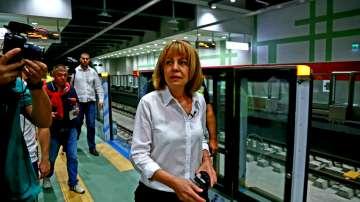 Йорданка Фандъкова отново ще се кандидатира за кмет на София