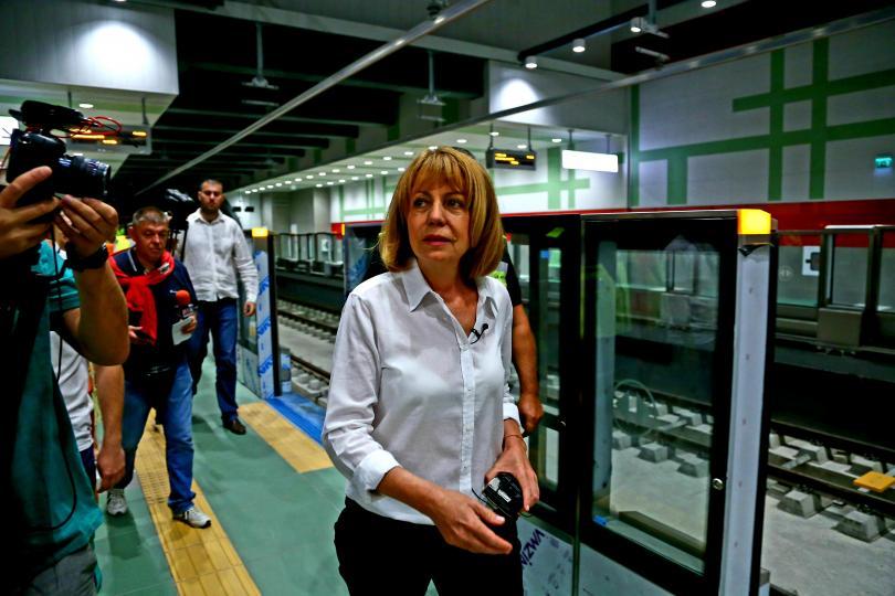йорданка фандъкова отново кандидатира кмет софия