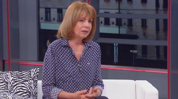 Фандъкова: Нямам илюзия, че кампанията ще бъде лесна, излизам с много ясен план