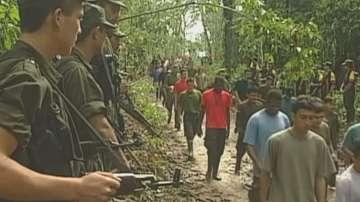 ФАРК се извиниха за актовете на насилие в Колумбия за последните 50 години
