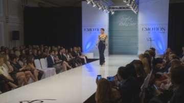 София Борисова представи колекция висша мода Еmotion