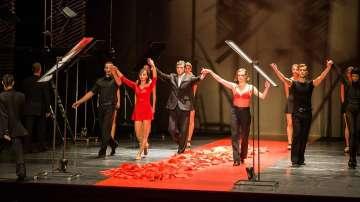 Български спектакъл направи фурор в сърцето на Рим