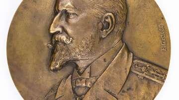 Рядък медал с лика на Фердинанд показват в Националния исторически музей
