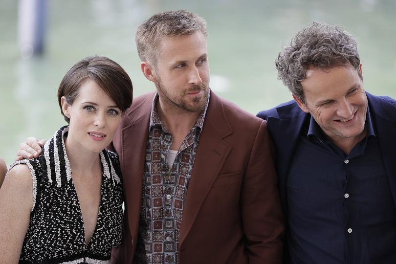 Кинофестивалът във Венеция започна с прожекция на филма  Първият човек