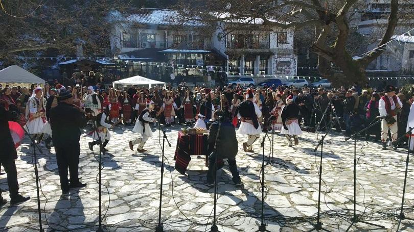 Традиционният фестивал