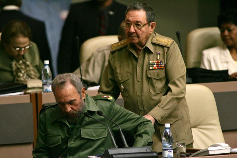 снимка 1 Фидел Кастро почина на 90 години