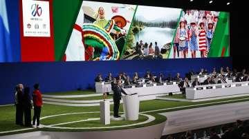 САЩ, Канада и Мексико приемат Мондиала през 2026 г.