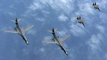 Сеул се отказа да участва във военновъздушни маневри с авиация от САЩ
