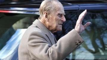 97-годишният принц Филип катастрофира с управляван от него автомобил