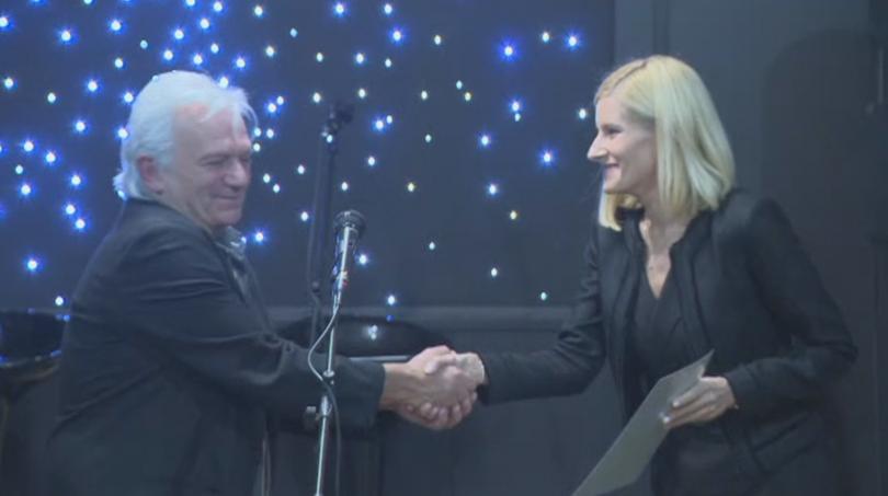 Съюзът на българските журналисти връчи своите годишни награди в Деня