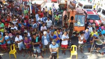 Ново силно земетресение във Филипините