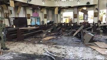 Ислямска държава пое отговорността за атентата във Филипините