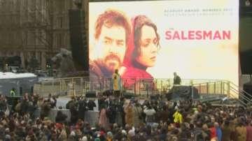 В Лондон прожектираха безплатно иранския филм Търговският пътник