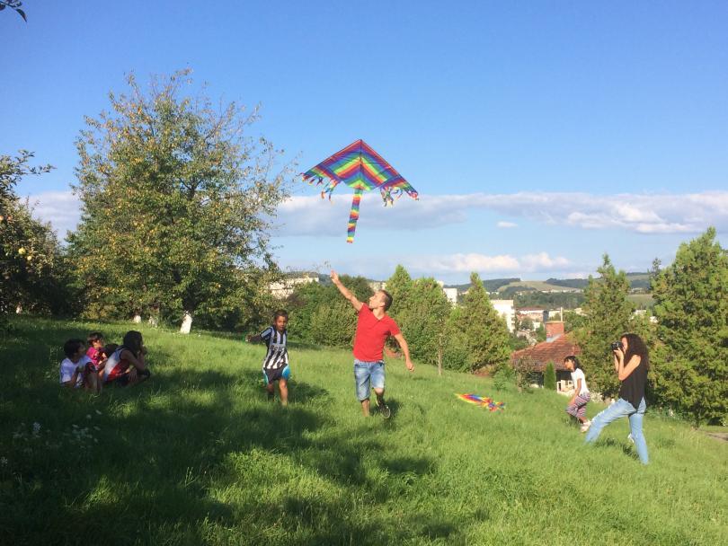 SOS детското селище в Трявна отбелязва своята 25-та годишнина с
