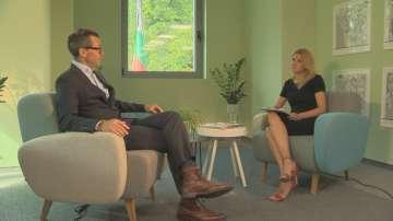 Ексклузивно за БНТ: Изпълнителният директор на Financial Times