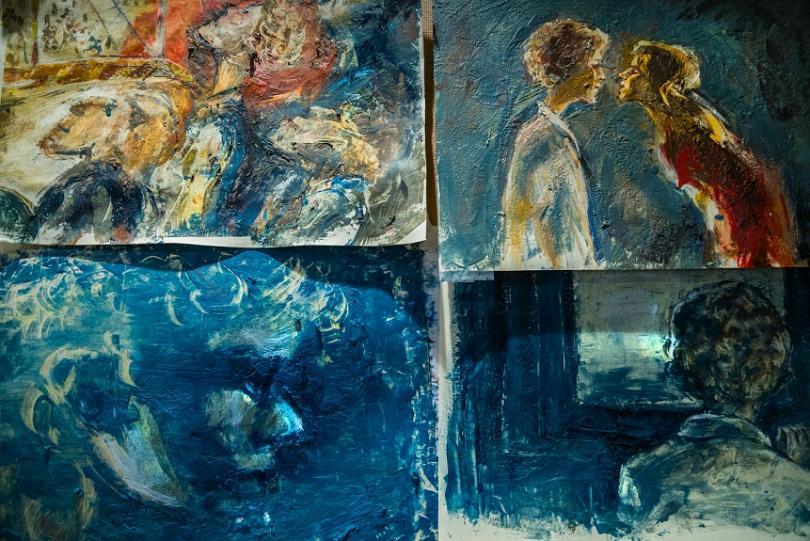 """снимка 1 Анимацията """"Физика на тъгата"""" на Теодор Ушев със световна премиера в Торонто"""