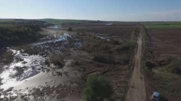След проверката: Язовирите не са причина за наводненията в Бургаско