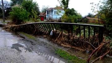 Започна изплащането на помощите след наводнението в Бургаско