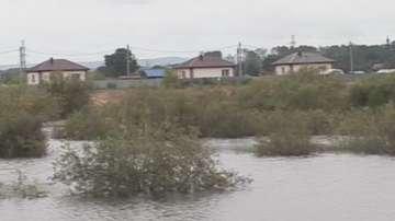 Наводнения в руския Далечен изток