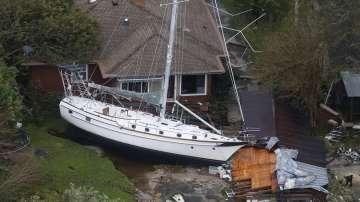 В окото на бурята: Стихията Флорънс продължава с порои и наводнения