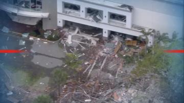 Експлозия разтърси търговски център в град Плантейшън, щата Флорида