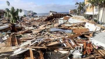 7 загинали и 12 ранени след преминаването на урагана Майкъл през Флорида