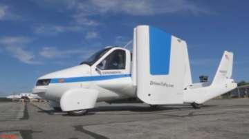 Пътуване с летяща кола? Реалност до няколко години