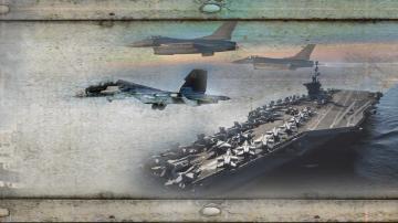 С какви оръжия разполагат САЩ и Русия край Сирия?