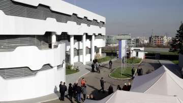 Нова база на националите ни по футбол беше открита в Бояна