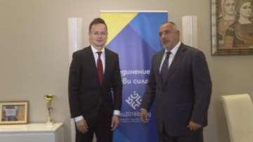 Унгария ни похвали за усилията да удържим мигрантския натиск