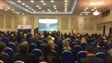 Най-големият от години българо-македонски форум започна в Скопие