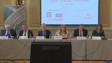 Бизнесът и държавата обсъждат развитието на висшето образование