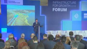 Международен форум Инфраструктура за растеж се провежда в София