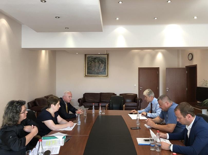Министерството на околната среда и водите (МОСВ) работи по формирането