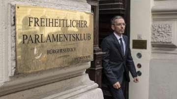 Правителствената криза в Австрия