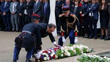 Във Франция почетоха жертвите на тероризма