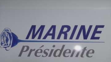 Марин льо Пен показа кандидат-президентския си щаб