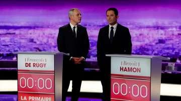 Първи дебат на френските социалисти