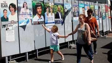 Започна гласуването на първия тур от парламентарните избори във Франция