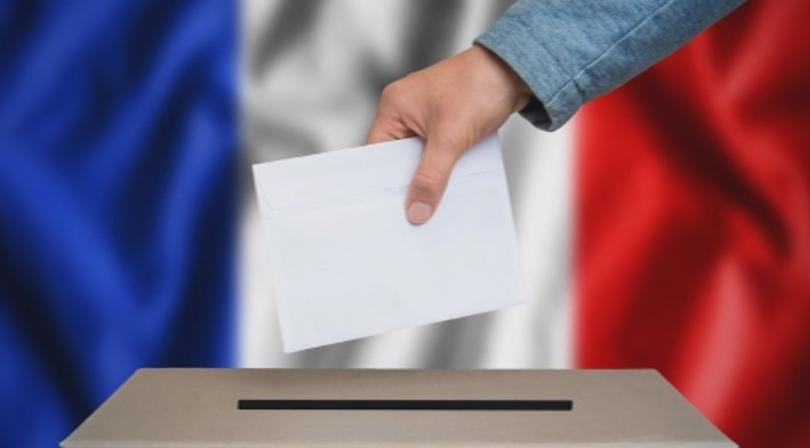 Френският президент Еманюел Макрон преживя първия си изборен обрат днес