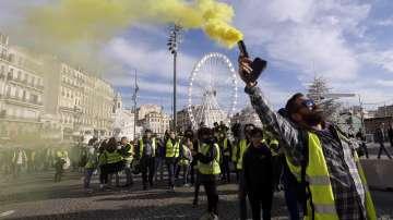 """Франция се подготвя за четвъртия поред мащабен протест на """"жълтите жилетки"""""""