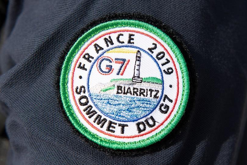 Френският курорт Биариц се готви за срещата на Г-7. Властите