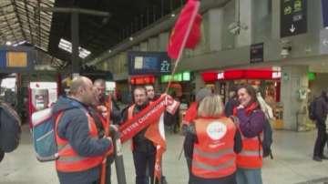 Французите се подготвят за обща стачка