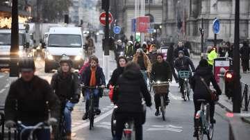 Национална стачка във Франция: Затруднено е придвижването в Париж