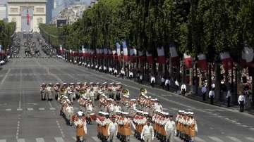 Франция чества националния си празник