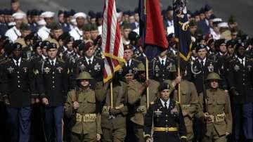 Над 3700 френски военнослужещи преминаха през парада на Шанз-елизе
